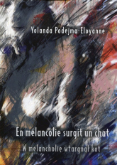 En melancolie surgit un chat W melancholię wtargnął kot - Yolanda Podejma-Eloyanne | mała okładka