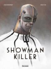 Showman Killer - Alejandro Jodorowsky   mała okładka