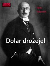 Dolar drożeje! Powieść inflacyjna z pewnego starego miasta - Felix Scherret | mała okładka