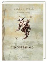 Posłaniec - Markus Zusak | mała okładka