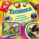 Technika Pierwsza encyklopedia dla najmłodszych - S.G. Szumiejewa | mała okładka