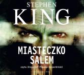 Miasteczko Salem (audiobook) - Stephen King | mała okładka