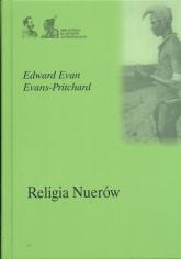 Religia Nuerów - Edward Evans-Pritchard | mała okładka