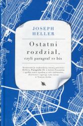 Ostatni rozdział czyli Paragraf 22 bis - Joseph Heller | mała okładka