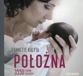 Położna 3550 cudów narodzin (audiobook) - Jeannette Kalyta | mała okładka