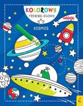 Kolorowy trening głowy Kosmos -  | mała okładka