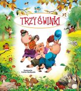 Trzy świnki - Terka | mała okładka