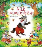 Wilk i siedmioro koźląt - Terka | mała okładka