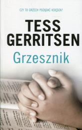 Grzesznik - Tess Gerritsen | mała okładka