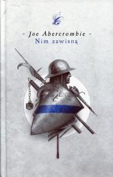 Nim zawisną Pierwsze prawo - Joe Abercrombie | mała okładka