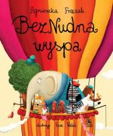 BezNudna wyspa - Agnieszka Frączek | mała okładka