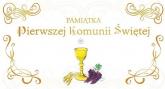 Pamiątka Pierwszej Komunii Świętej - Halina Świrska   mała okładka