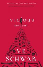 Vicious Nikczemni - Victoria Schwab | mała okładka