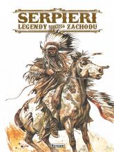 Legendy Dzikiego Zachodu - Serpieri Paolo E., Ambrosio R. | mała okładka