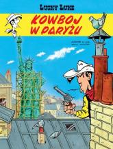 Lucky Luke Kowboj w Paryżu -  | mała okładka