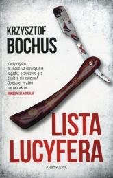 Lista Lucyfera - Krzysztof Bochus | mała okładka