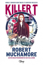 Killer T - Robert Muchamore | mała okładka
