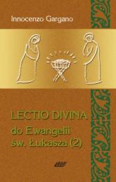 Lectio Divina 5 Do Ewangelii Św Łukasza 2 - Innocenzo Gargano   mała okładka