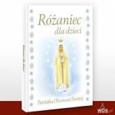 Różaniec dla dzieci Pamiątka I Komunii Świętej - Halina Błaż | mała okładka