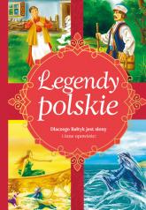 Legendy polskie Wiano świętej Kingi - Ewa Stadtmüller | mała okładka