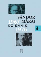 Dziennik 1967-1976 - Marai Sandor | mała okładka