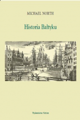 Historia Bałtyku - Michael North   mała okładka