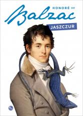 Jaszczur - Honore Balzac | mała okładka
