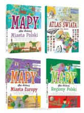 Mapy dla dzieci Pakiet -  | mała okładka