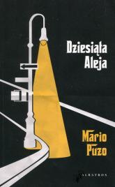 Dziesiąta Aleja - Mario Puzo | mała okładka