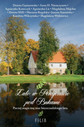 Lato w Pensjonacie pod Bukami - Gąsiorowska Dorota, Rogalska Marzena, Witkiew | mała okładka