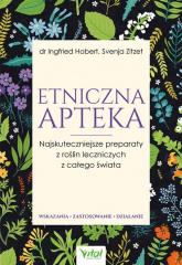 Etniczna apteka - Ingfried Hobert | mała okładka
