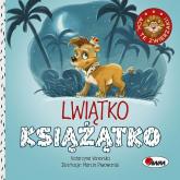 Ach te zwierzaki Lwiątko książątko - Katarzyna Vanevska | mała okładka
