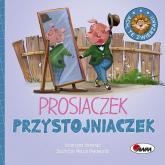 Ach te zwierzaki Prosiaczek przystojniaczek - Katarzyna Vanevska | mała okładka