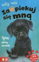 Tytus smutny szczeniak - Holly Webb | mała okładka
