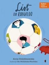 List do Ronaldo - Anna Onichimowska | mała okładka