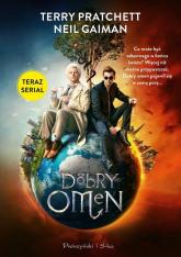 Dobry omen - Gaiman Neil, Pratchett Terry | mała okładka