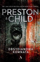 Obsydianowa komnata - Preston Douglas, Child Lincoln | mała okładka