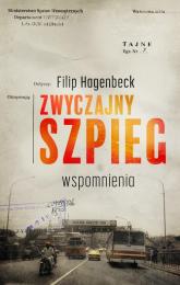 Zwyczajny szpieg Wspomnienia - Philip Hagenbeck | mała okładka