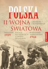 Polska 1939-1945 Wrzesień 39 Powstanie Warszawskie, Okupacja i konspiracja, Polacy na frontach II wojny -  | mała okładka