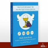 Przygotowujemy się na przyjęcie Pana Jezusa Mały katechizm dla dzieci o specjalnych potrzebach edukacyjnych - Jerzy Dąbek | mała okładka