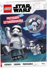 LEGO Star Wars Przygody szturmowców LNC-6307 -    mała okładka