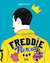 Freddie Mercury Biografia - Alfonso Casas | mała okładka