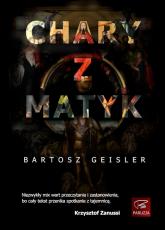 Charyzmatyk - Bartosz Geisler | mała okładka