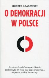 O demokracji w Polsce - Robert Krasowski | mała okładka