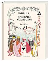 Przygody Alicji w Krainie Czarów - Lewis Carroll | mała okładka