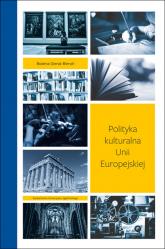 Polityka kulturalna Unii Europejskiej - Bożena Gierat-Bieroń | mała okładka