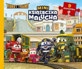 Robot Trains Mini książeczka malucha puzzle 9 elementów -  | mała okładka