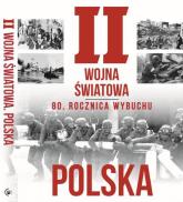 II Wojna Światowa Polska - Wiesława Olejnik | mała okładka