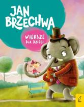 Wiersze dla dzieci - Jan Brzechwa | mała okładka