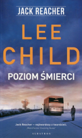 Poziom śmierci - Lee Child | mała okładka